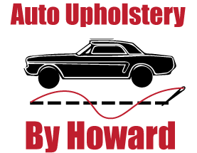 Auto Upholstery by Howard